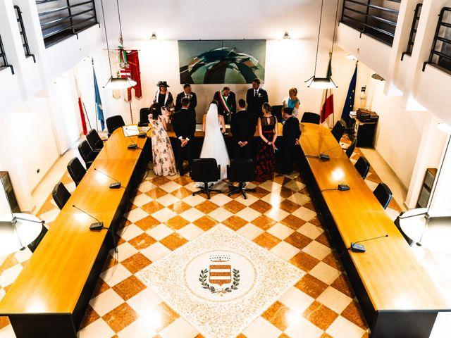 Il matrimonio di Andrea e Silvia a Mortegliano, Udine 276