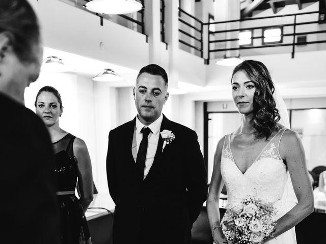 Il matrimonio di Andrea e Silvia a Mortegliano, Udine 279