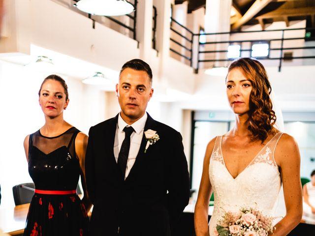 Il matrimonio di Andrea e Silvia a Mortegliano, Udine 280