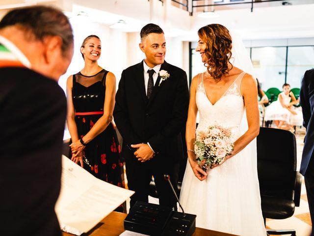 Il matrimonio di Andrea e Silvia a Mortegliano, Udine 285