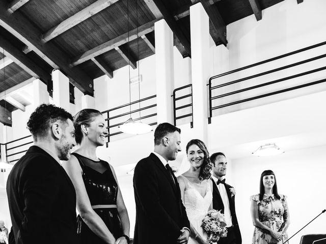 Il matrimonio di Andrea e Silvia a Mortegliano, Udine 286