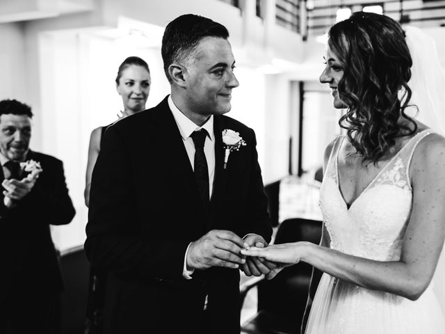 Il matrimonio di Andrea e Silvia a Mortegliano, Udine 292