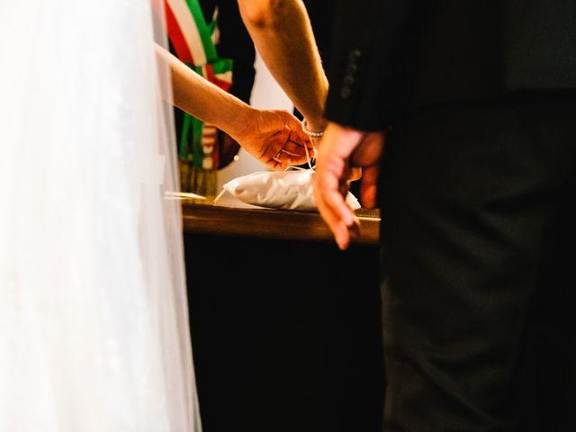 Il matrimonio di Andrea e Silvia a Mortegliano, Udine 299