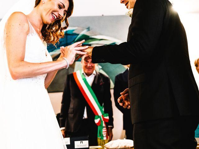 Il matrimonio di Andrea e Silvia a Mortegliano, Udine 306