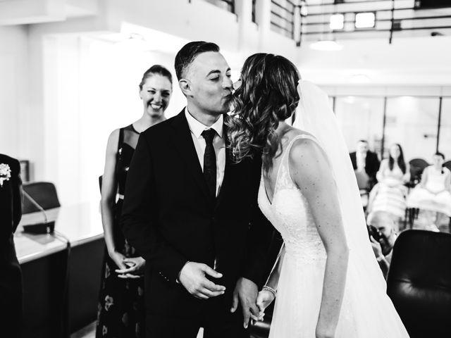 Il matrimonio di Andrea e Silvia a Mortegliano, Udine 308