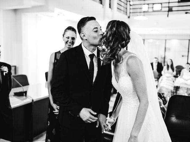 Il matrimonio di Andrea e Silvia a Mortegliano, Udine 310
