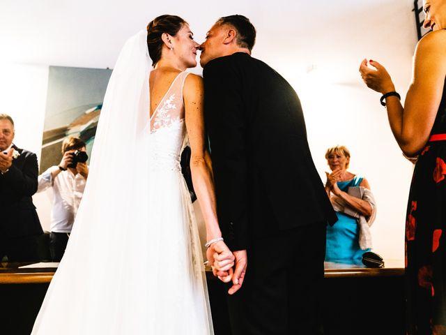 Il matrimonio di Andrea e Silvia a Mortegliano, Udine 313