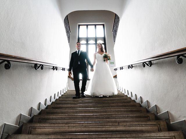 Il matrimonio di Andrea e Silvia a Mortegliano, Udine 321