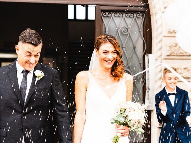 Il matrimonio di Andrea e Silvia a Mortegliano, Udine 326