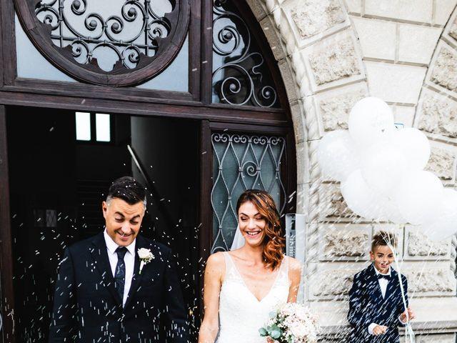 Il matrimonio di Andrea e Silvia a Mortegliano, Udine 328