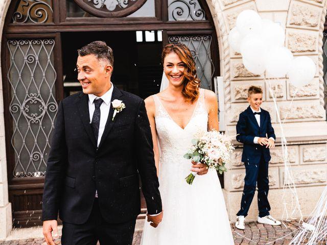 Il matrimonio di Andrea e Silvia a Mortegliano, Udine 329