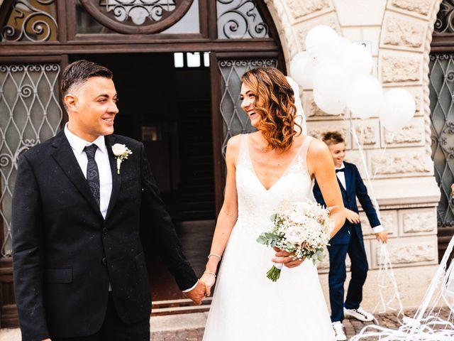 Il matrimonio di Andrea e Silvia a Mortegliano, Udine 330