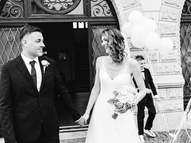 Il matrimonio di Andrea e Silvia a Mortegliano, Udine 331