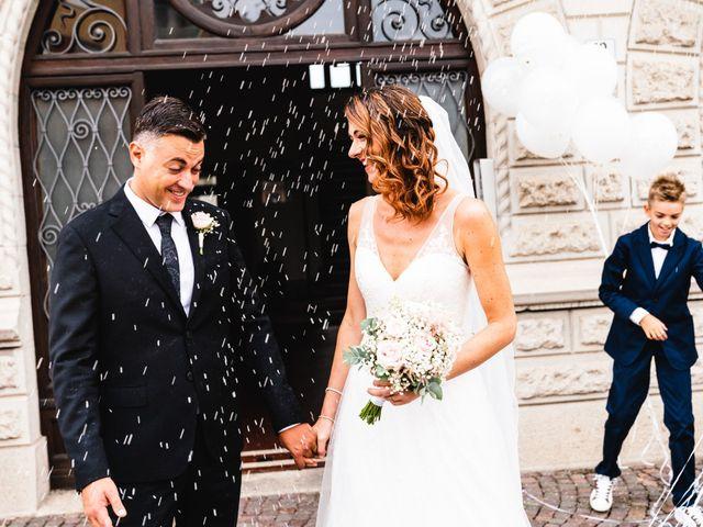 Il matrimonio di Andrea e Silvia a Mortegliano, Udine 332