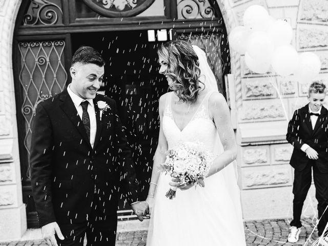Il matrimonio di Andrea e Silvia a Mortegliano, Udine 333