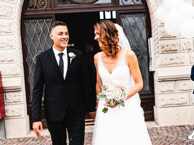 Il matrimonio di Andrea e Silvia a Mortegliano, Udine 334