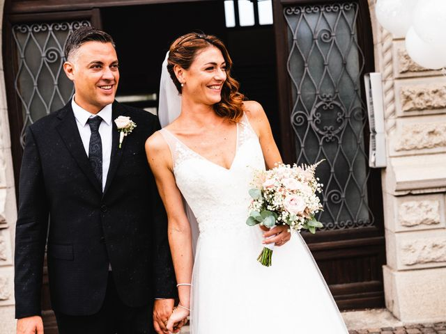 Il matrimonio di Andrea e Silvia a Mortegliano, Udine 335