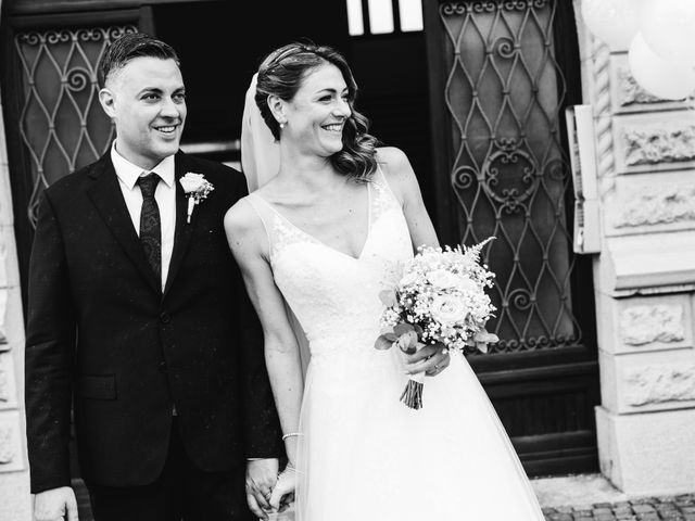 Il matrimonio di Andrea e Silvia a Mortegliano, Udine 336