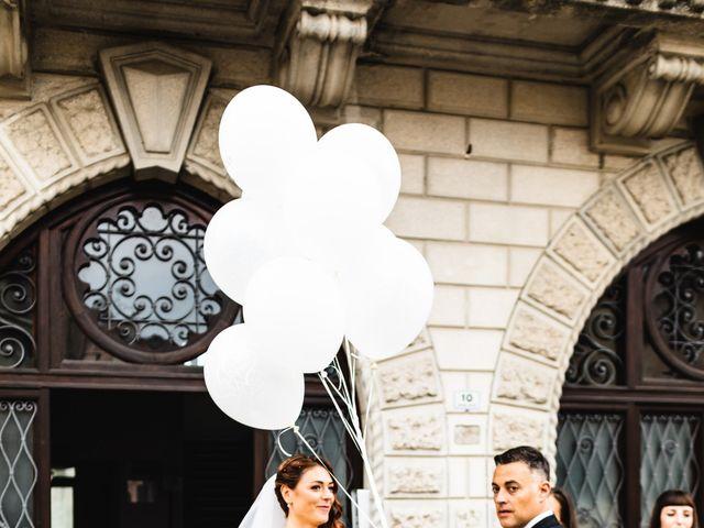 Il matrimonio di Andrea e Silvia a Mortegliano, Udine 337