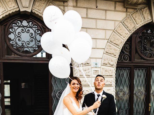 Il matrimonio di Andrea e Silvia a Mortegliano, Udine 339