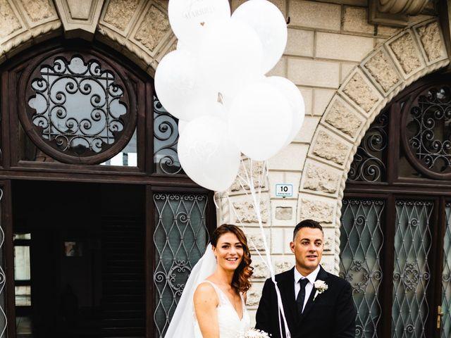 Il matrimonio di Andrea e Silvia a Mortegliano, Udine 340