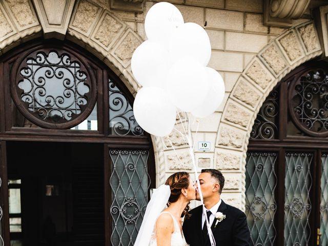 Il matrimonio di Andrea e Silvia a Mortegliano, Udine 344
