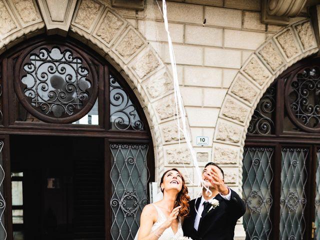 Il matrimonio di Andrea e Silvia a Mortegliano, Udine 349
