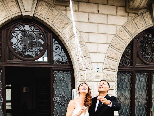 Il matrimonio di Andrea e Silvia a Mortegliano, Udine 350