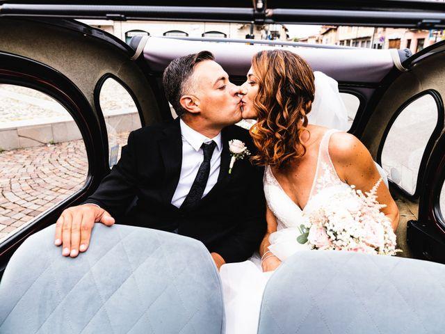 Il matrimonio di Andrea e Silvia a Mortegliano, Udine 359