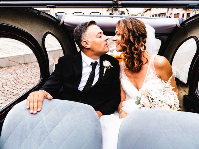 Il matrimonio di Andrea e Silvia a Mortegliano, Udine 360