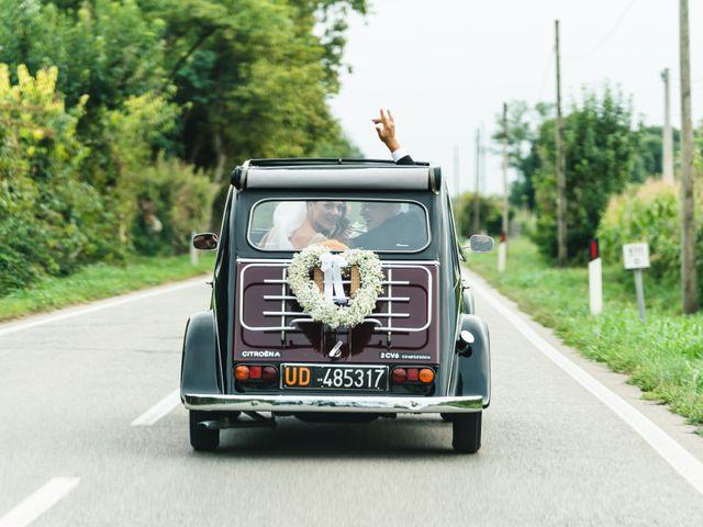 Il matrimonio di Andrea e Silvia a Mortegliano, Udine 362