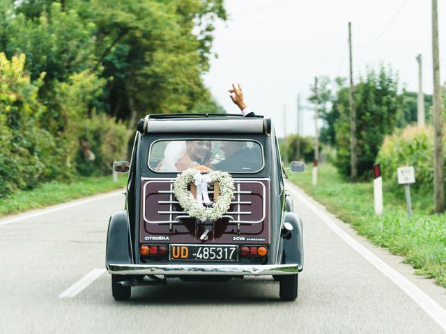 Il matrimonio di Andrea e Silvia a Mortegliano, Udine 363