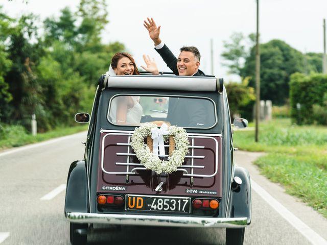 Il matrimonio di Andrea e Silvia a Mortegliano, Udine 364