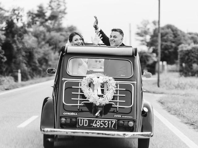 Il matrimonio di Andrea e Silvia a Mortegliano, Udine 365