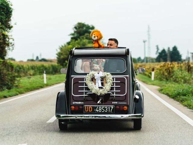 Il matrimonio di Andrea e Silvia a Mortegliano, Udine 366