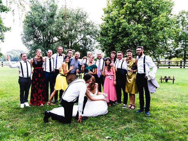 Il matrimonio di Andrea e Silvia a Mortegliano, Udine 376