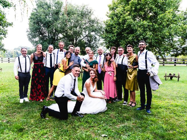 Il matrimonio di Andrea e Silvia a Mortegliano, Udine 378