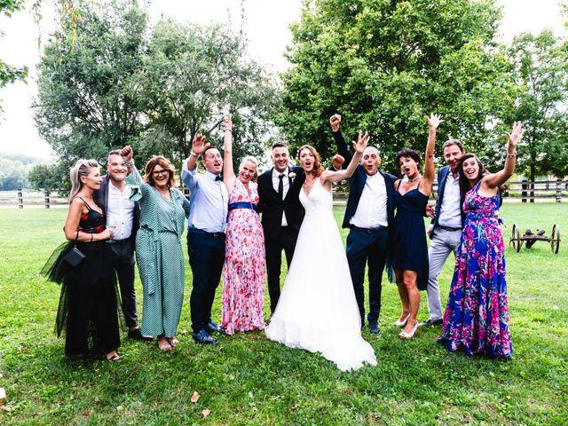 Il matrimonio di Andrea e Silvia a Mortegliano, Udine 380