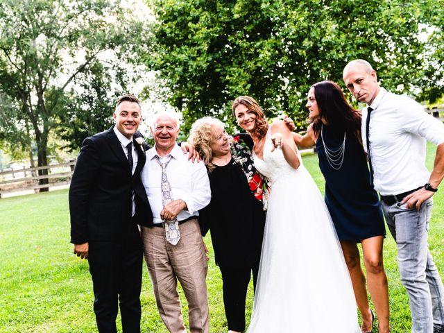 Il matrimonio di Andrea e Silvia a Mortegliano, Udine 383