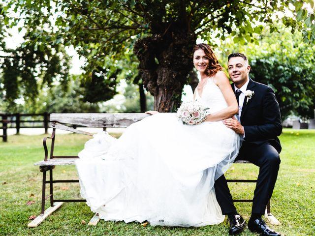 Il matrimonio di Andrea e Silvia a Mortegliano, Udine 406