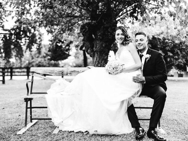 Il matrimonio di Andrea e Silvia a Mortegliano, Udine 407