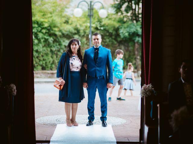 Il matrimonio di Dario e Claudia a Abbiategrasso, Milano 16