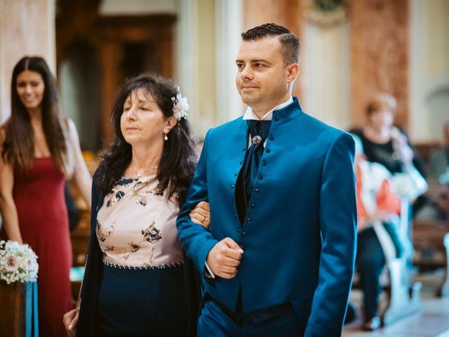 Il matrimonio di Dario e Claudia a Abbiategrasso, Milano 17