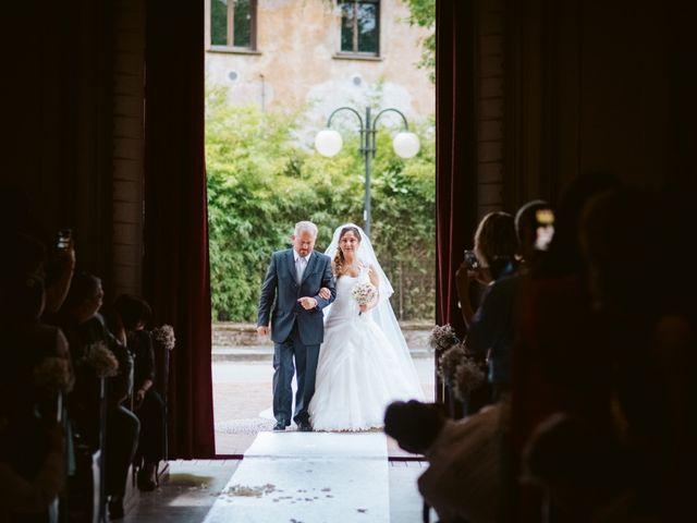 Il matrimonio di Dario e Claudia a Abbiategrasso, Milano 23