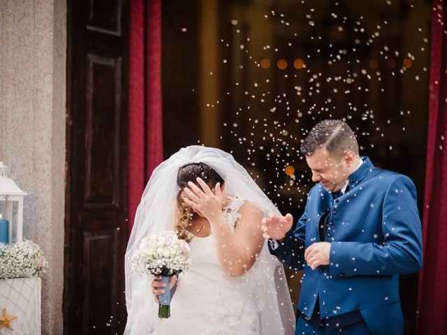Il matrimonio di Dario e Claudia a Abbiategrasso, Milano 35