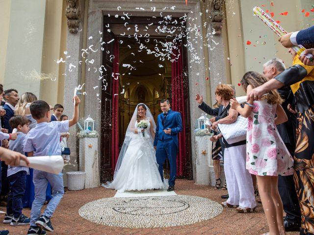 Il matrimonio di Dario e Claudia a Abbiategrasso, Milano 37
