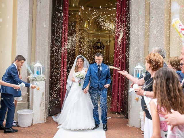 Il matrimonio di Dario e Claudia a Abbiategrasso, Milano 38