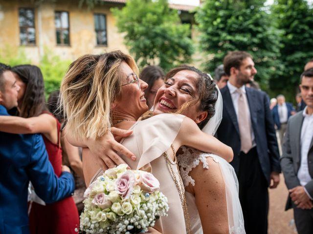 Il matrimonio di Dario e Claudia a Abbiategrasso, Milano 42