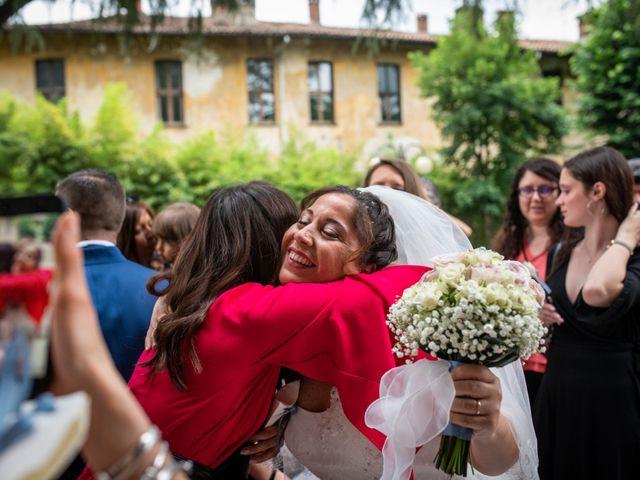 Il matrimonio di Dario e Claudia a Abbiategrasso, Milano 43