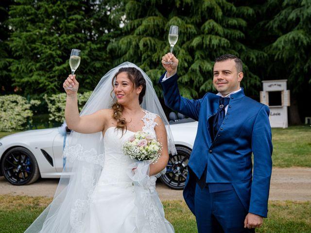 Il matrimonio di Dario e Claudia a Abbiategrasso, Milano 55